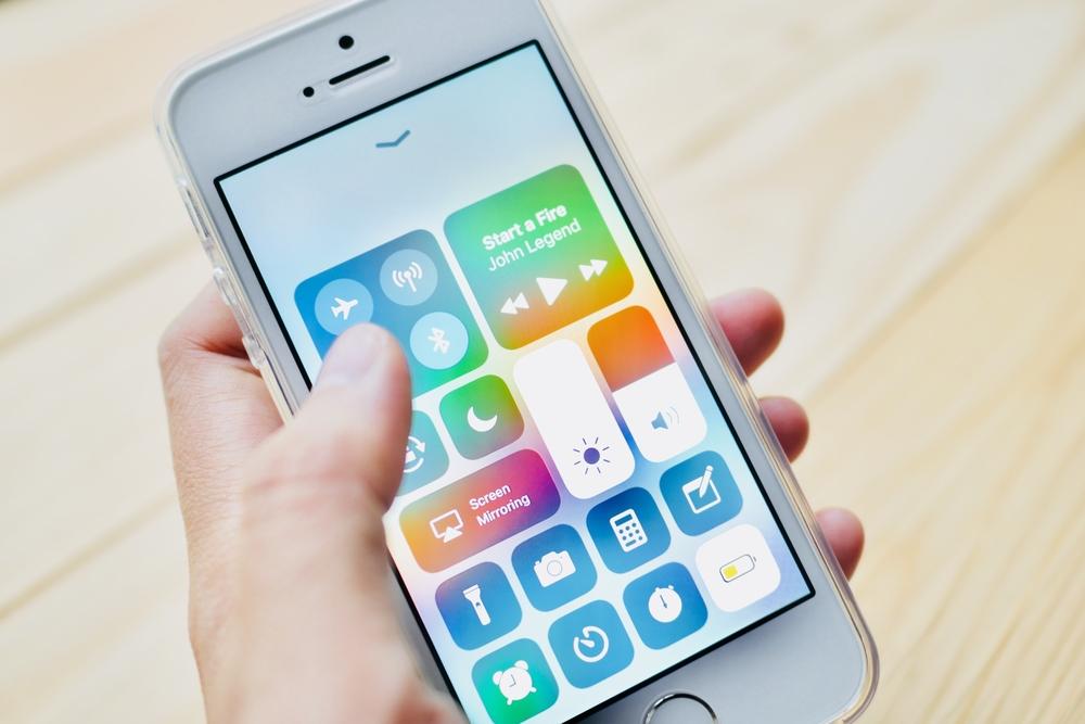 Hidden iOS feature in iPhone control center
