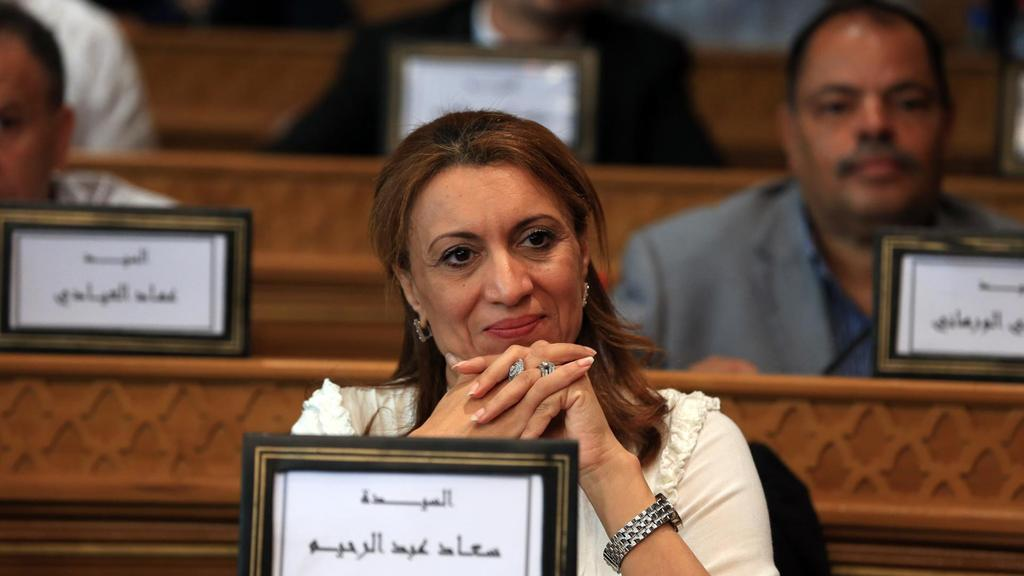 Souad Abderrahim from tunisia has become the first elected female mayor of an arab capital