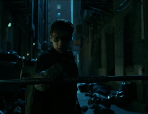 The Titans led by Robin and Raven have to now protect Gotham - DC Universe