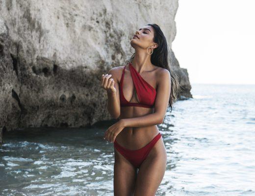 Lebanese designer Lea Daaboul creates sustainable swimwear using eco-friendly fashion - Lea the Label