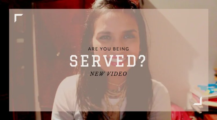 are you being served video