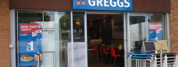 The Greggs shop on Brant Road in Lincoln. Photo: HE Commercial