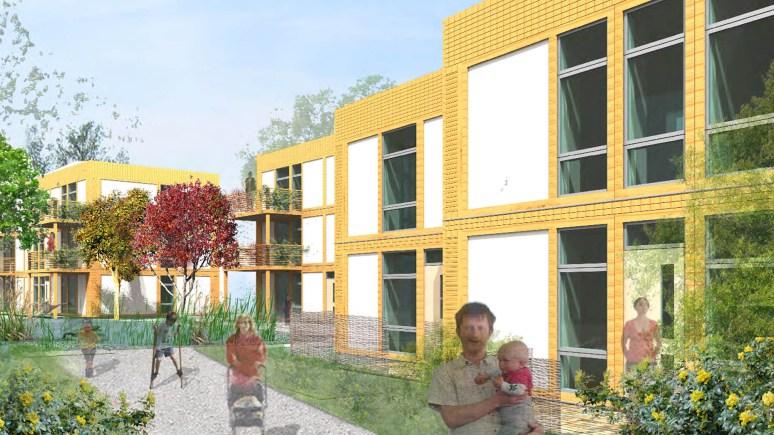 Lilac housing
