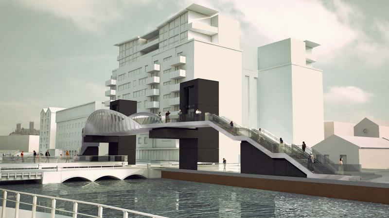 The new bridge designs from Network Rail, by Stem Architects