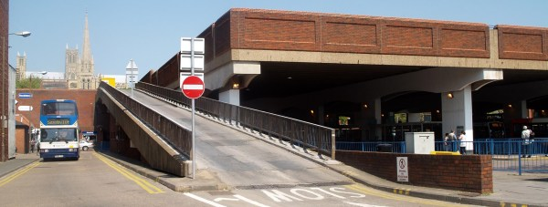 Lincoln Bus Station. Photo: File/The Lincolnite