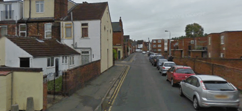 Winn Street in Lincoln. Photo: Google Street View