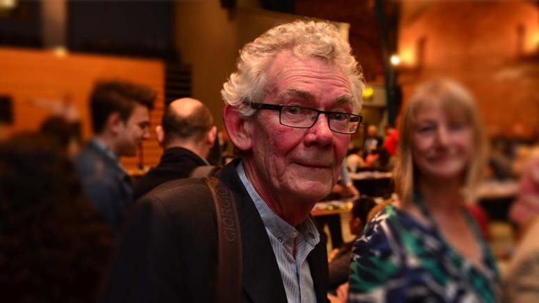 Rob Parker will retain his seat as Lincoln West County Councillor he held after the May 2 local elections. Photo: Steve Smailes for The Lincolnite
