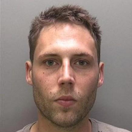 Scott Owen. Photo: Lincolnshire Police