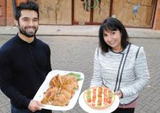 Mother and son team Diana and Gio Carchedi will be opening Bar Unico in St Benedict's Square in Lincoln in November