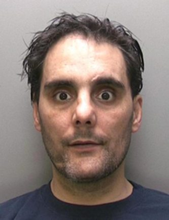 Kazik Pasierbek (39) was found guilty of murdering his mother in October 2012. Photo: Lincolnshire Police