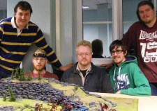 Lincoln gamers took to Beech House to raise money for the HILT Foundation. Photo: Robert Alexander