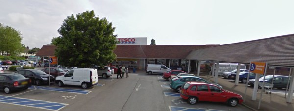Wragby Road Tesco