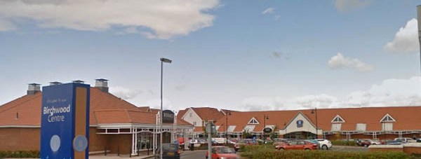 The area near Birchwood Shopping Centre in Lincoln. Photo: Google Street View