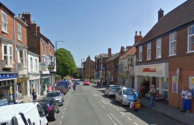 Eastgate in Louth. Photo: Google Street View