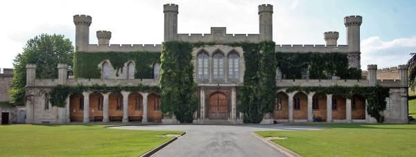 Lincoln Crown Court inside Lincoln Castle. Photo: File/The Lincolnite