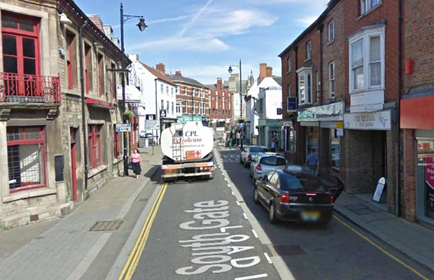 Southgate in Sleaford. Photo: Google Street View