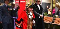 Mayor of Lincoln Pat Vaughan and Chief Executive of the City Council, Andrew Taylor. Photo: Steve Smailes for The Lincolnite