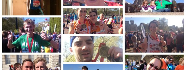 Lincolnites took part in the 2014 London Marathon on April 13.