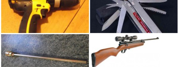 Items stolen from parked car in Lincoln.
