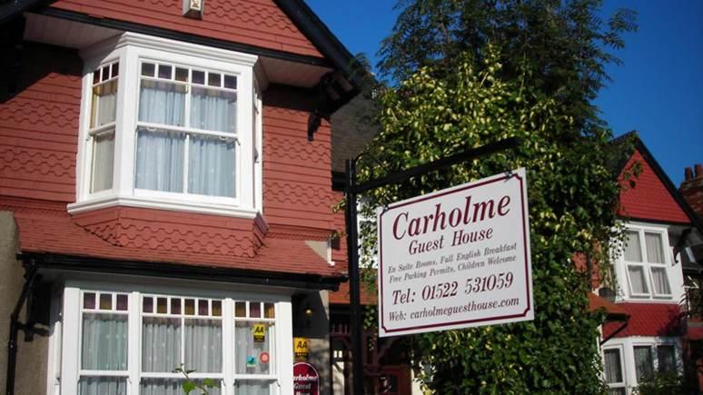 Carholme Guest House.