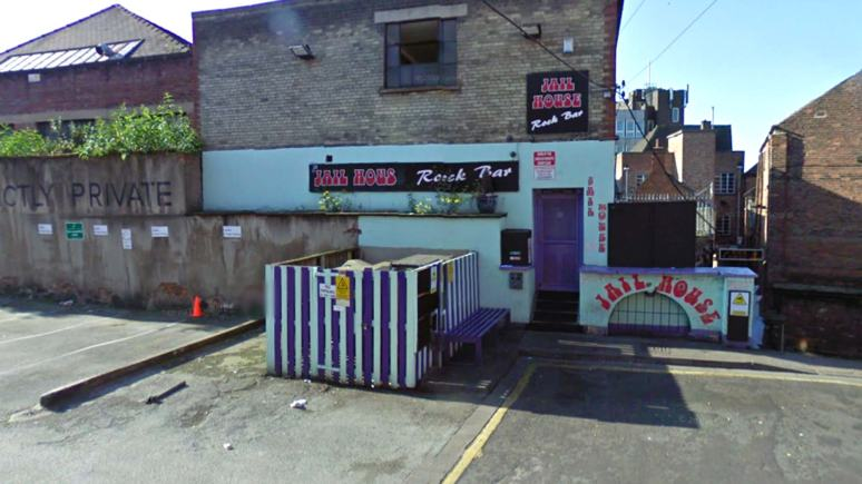 Jailhouse Rock in Lincoln. Photo: Google Street View