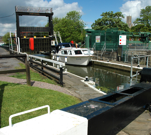 The Lincoln Sea Cadets will be looking after the areas between the Pyewipe, Brayford Pool and Stamp End. Photo: LSC