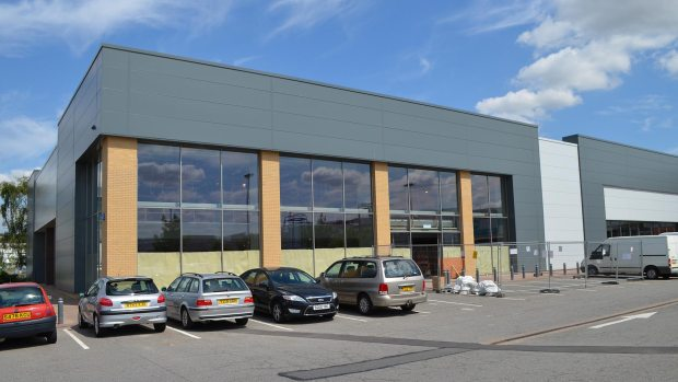 The new HomeSense store will be located in part of the former Comet unit off Tritton Road, Lincoln. Photo: The Lincolnite