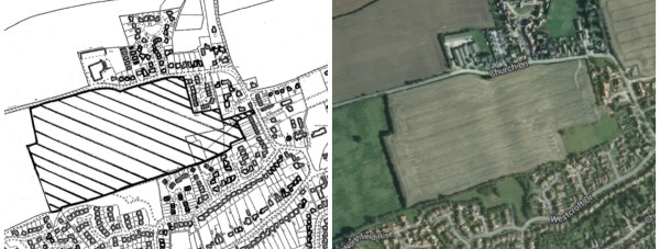 Development plans for Saxilby consist of 230 dwellings which would include a 60-home retirement village.