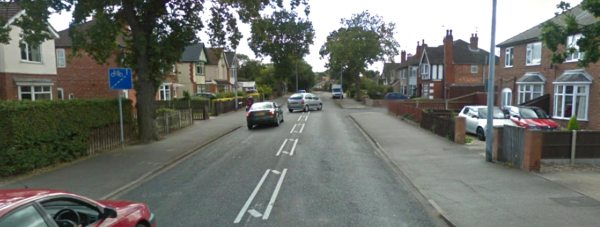 Boultham Park Road in Lincoln. Photo: Google Street View