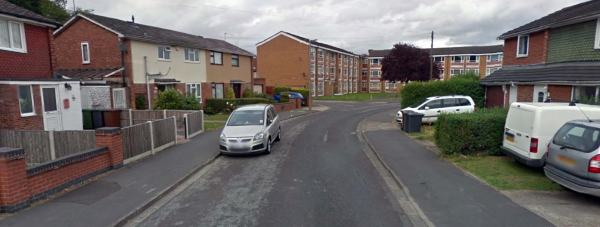 Camwood Crescent in Birchwood, Lincoln. Photo: Google Street View