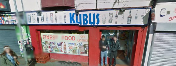 Kubus on Portland Street in Lincoln. Photo: Google Street View