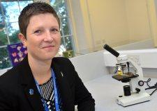Dr Rona Mackenzie. Lincoln UTC's Principal. Photo: Steve Smailes for The Lincolnite