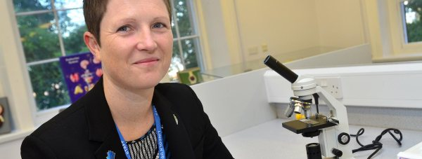 Dr Rona Mackenzie. Lincoln UTC's Principal. Photo: Steve Smailes for The Lincolnite