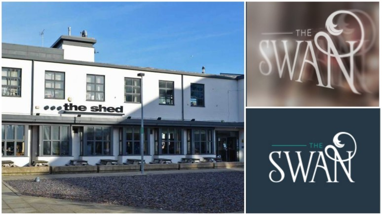 The Shed Students' Union bar in Lincoln will be rebranded.