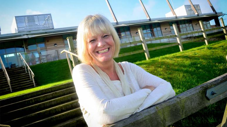 Jayne Southall, CEO of the Lincolnshire Showground and Lincolnshire Agricultural Society. Photo: Steve Smailes for Lincolnshire Business