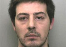 Steven Anthony Lock (pictured) has been jailed for eight years.