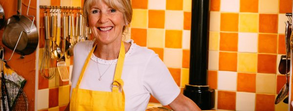 Lincolnshire's own Great British Bake Off star Nancy Birthwhistle.