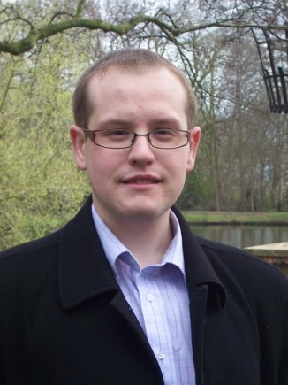 Ross Pepper, 28, will be standing as the Liberal Democrat candidate at the 2015 General Elections.