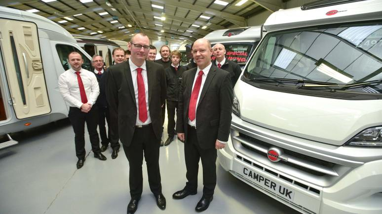 Camper UK staff. Photo: Steve Smailes for The Lincolnite