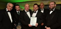 Oaklands Hall Hotel in Laceby, winners of Hotel of the Year