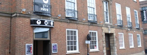 Home Nightclub in Lincoln. Photo: Google Street View