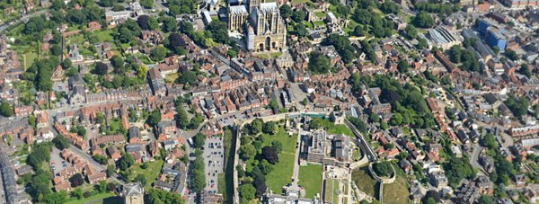 Lincoln Castle will be revealed on April 1, 2015.