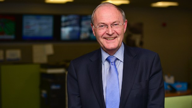 Lincolnshire Police and Crime Commissioner Alan Hardwick. Photo Steve Smailes for The Lincolnite