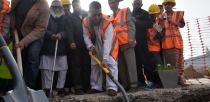The Mosque construction ceremony in 2015. Photo: Steve Smailes for The Lincolnite