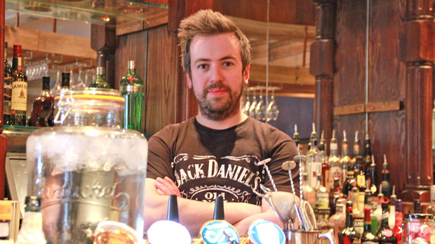 General Manager Robbie Dowdall. Photo: The Lincolnite