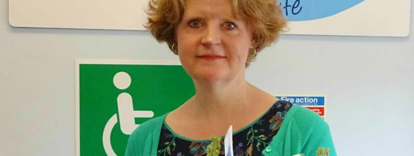 Sarah-Jane Mills will leave St Barnabas Lincolnshire Hospice and take up a role with Lincolnshire West Clinical Commissioning Group
