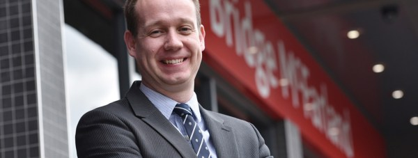 Richard Parnell. Photo: Steve Smailes for Lincolnshire Business