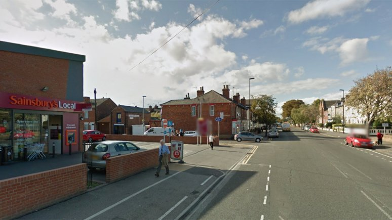 Sainsbury's Local on Carholme Road. Photo: Google Street View