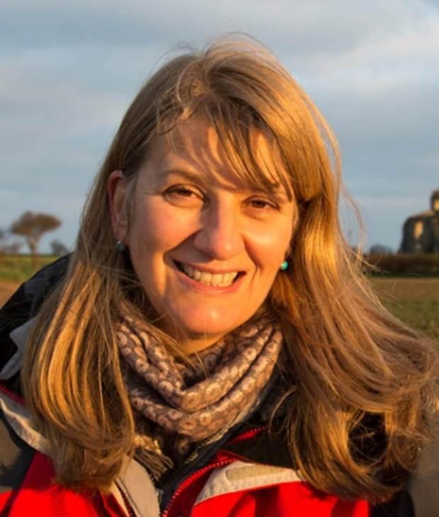 Professor Carenza Lewis.