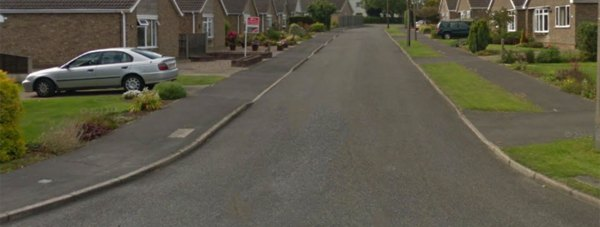 Meadow Close, North Hykeham. Photo: Google Street View